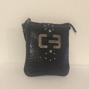 Faux crocodile GUESS Crossbody purse